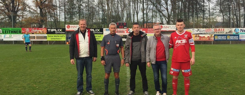 Matchballsponsoring Autohaus Priewasser